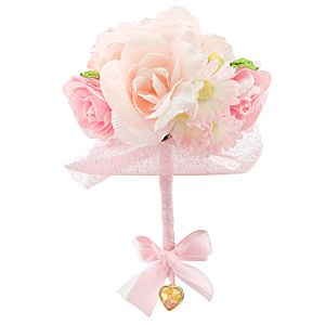 Heart-shaped Jewel Sleeping Beauty Bouquet