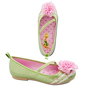 Ballet Flat Tinker Bell Shoes