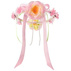 Heart-shaped Jewel Tinker Bell Tiara