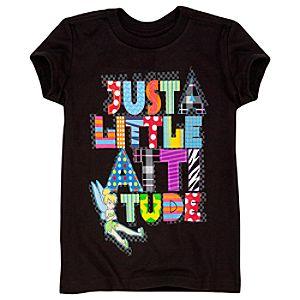 Organic Attitude Tinker Bell Tee