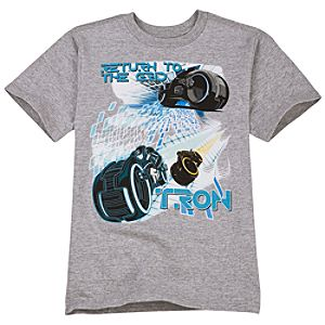 The Grid Tron Tee