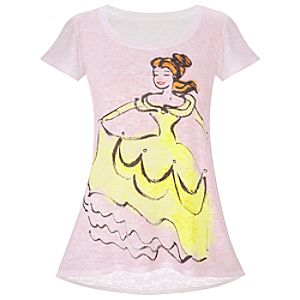 Scoop Neck Belle Tee