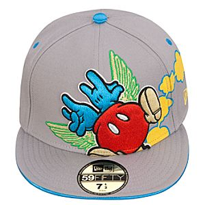 Bloc28 Artist Series New Era 59Fifty Fitted Hat by Tenga