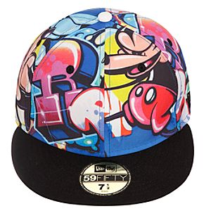 Bloc28 Artist Series New Era 59Fifty Fitted Hat by Rime
