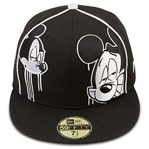 Bloc28 Artist Series New Era 59Fifty Fitted Hat by Slick