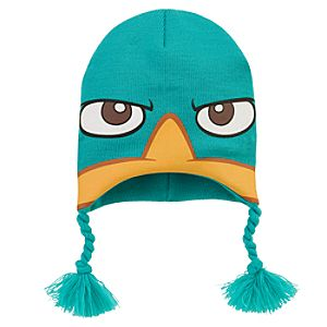 Phineas and Ferb: Perry Knit Hat