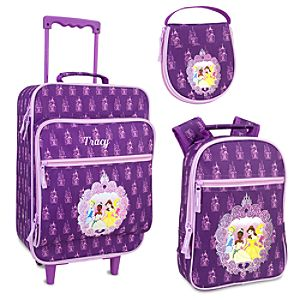 Disney Princess Luggage Set -- 3-Pc.