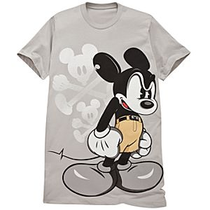 More or Less Mickey Mouse BLOC28 Tee