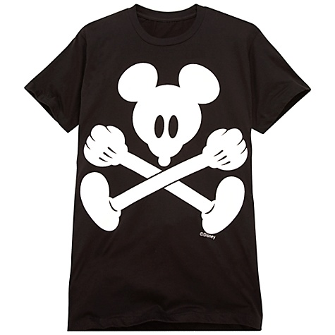''Simple'' Mickey Mouse BLOC28 Tee for Men