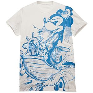 Steamboat Mickey Mouse BLOC28 Tee