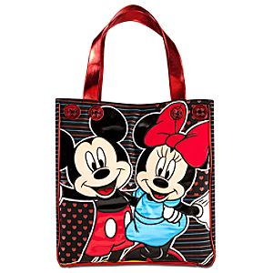 Minnie and Mickey Mouse Tote