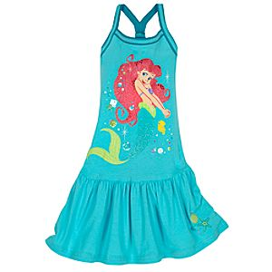 Summer Racerback Ariel Dress for Girls