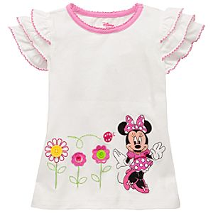 Knit Minnie Mouse Top for Girls