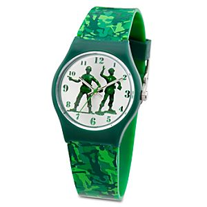 Toy Story Green Army Men Watch for Adults
