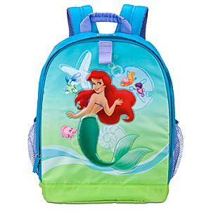 Personalized Ariel Backpack