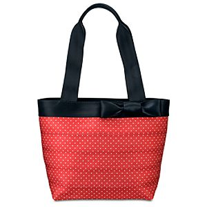 Harveys Minnie Mouse Boat Tote by Disney Couture
