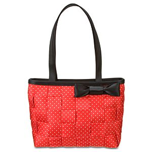 Harveys Minnie Mouse Tote by Disney Couture -- Large