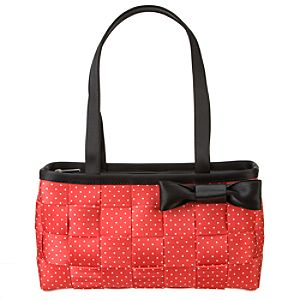 Harveys Minnie Mouse Satchel by Disney Couture