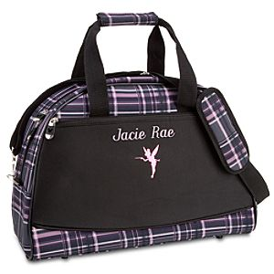 Personalized Tinker Bell Dome Bag