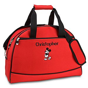 Personalized Mickey Mouse Dome Bag