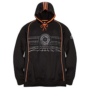 Adidas Bad Guy TRON Hoodie in Orange