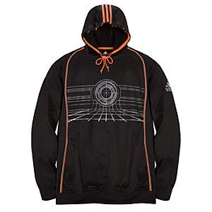 Adidas Bad Guy TRON Hoodie in Orange