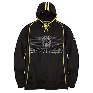 Adidas Bad Guy TRON Hoodie in Yellow