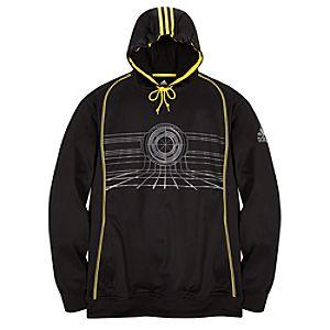 Adidas Bad Guy TRON Hoodie in Yellow