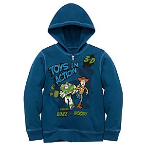 Hoodie Toy Story Jacket for Boys