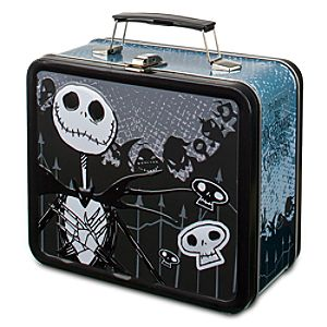 Jack Skellington Tin Tote