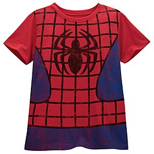 Costume Spider-Man Tee