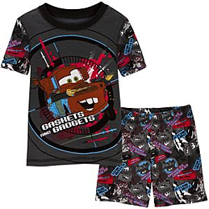 Short Tow Mater Disney Cars 2 PJ Pal for Boys
