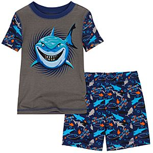 Short Bruce Finding Nemo PJ Pal for Boys