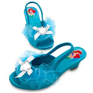 Dressy Ariel Slippers for Girls