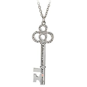 Cinderella Key Necklace by Disney Couture