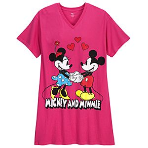 Minnie and Mickey Mouse Sleepshirt