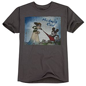 Vintage Mickeys Rival Mickey Mouse Tee