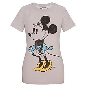 Fitted Minnie Mouse Tee