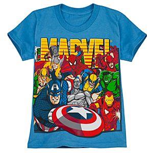 Marvel Heroes Tee