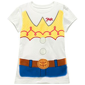 Toy Story Jessie Costume Tee -- Made With Organic Cotton