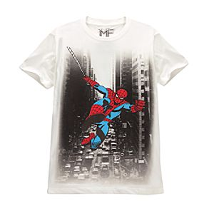 Cityscape Boys Spider-Man Tee