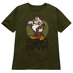 Organic Grumpy & Proud of It! Grumpy Tee