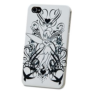 Tinker Bell iPhone 4 Cover and Screen Guard