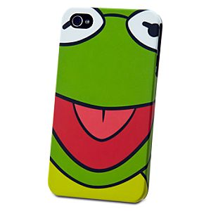 Kermit iPhone 4 Cover and Screen Guard