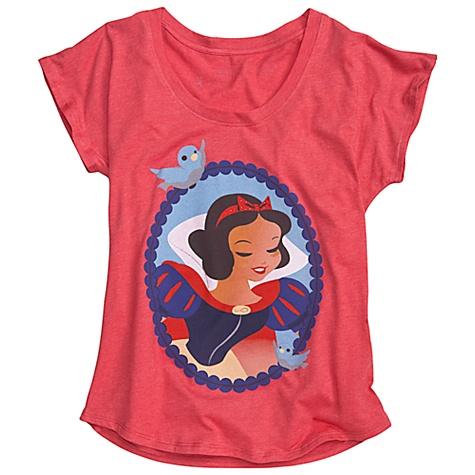 Kidada for Disney Store Snow White Tee