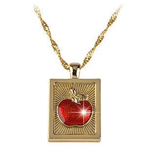 Kidada for Disney Store Snow White Pendant Necklace