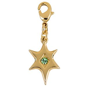 Kidada for Disney Store Tiana Evening Star Crystal Charm
