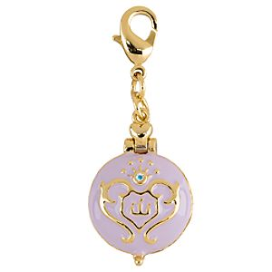 Kidada for Disney Store Cinderella Pocket Watch Crystal Charm