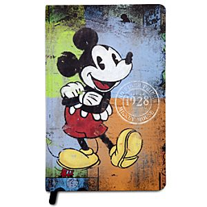No Finer Friend Mickey Mouse Journal