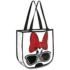 Clear Fashion Minnie Mouse Tote